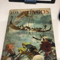 Libros de segunda mano: LOS VIKINGOS. Lote 187210065
