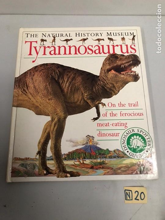 TIRANOSAURIOS (Libros de Segunda Mano - Literatura Infantil y Juvenil - Otros)