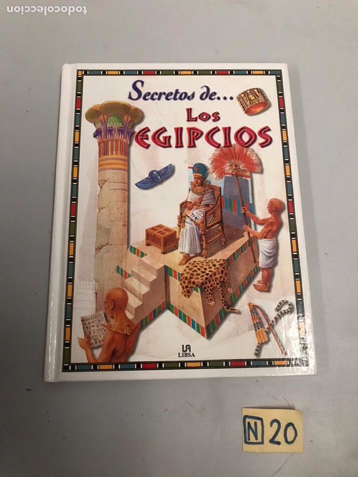 LOS EGIPCIOS (Libros de Segunda Mano - Literatura Infantil y Juvenil - Otros)