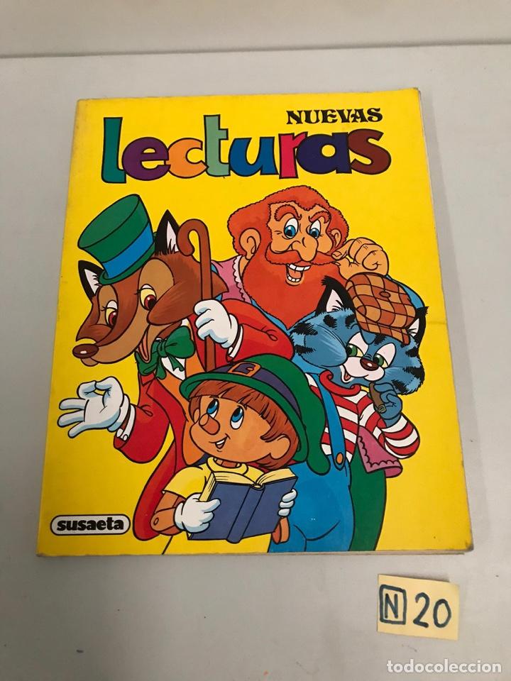 NUEVAS LECTURAS (Libros de Segunda Mano - Literatura Infantil y Juvenil - Otros)