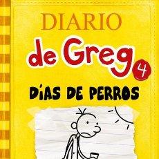 Libros de segunda mano: DIARIO DE GREG 4. Lote 187319958