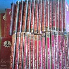 Libros de segunda mano: LINDO LOTE 34 LIBROS,EDITORIAL LIBRA,1970,VER FOTOS. Lote 187327163