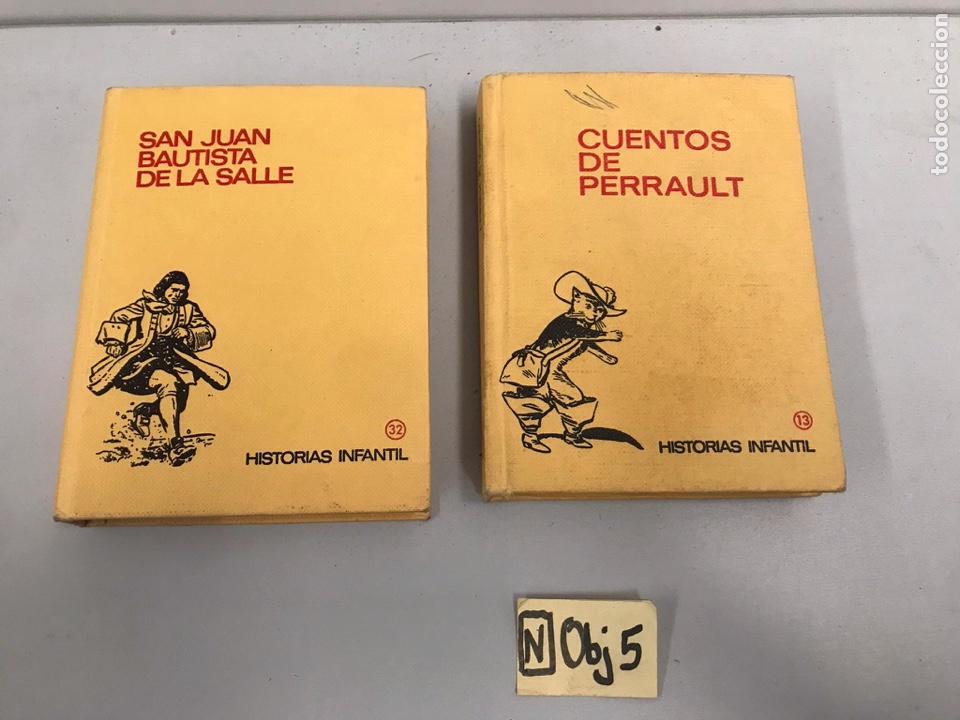 HISTORIAS INFANTILES (Libros de Segunda Mano - Literatura Infantil y Juvenil - Otros)