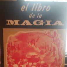 Libros de segunda mano: EL LIBRO DE LA MAGIA NEGRA. Lote 187378905