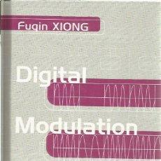 Libros de segunda mano: TÉCNICAS DE MODULACIÓN DIGITAL. FUQIN XIONG. INGENIERÍA EN TELECOMUNICACIONES. . Lote 187391978