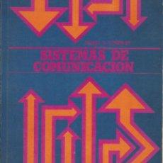 Libros de segunda mano: SISTEMAS DE COMUNICACION. FERREL G. STREMLER. . Lote 187394101