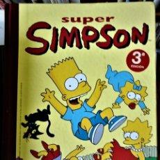 Libros de segunda mano: MATT GROENING - SUPER SIMPSON Nº12. Lote 187413978