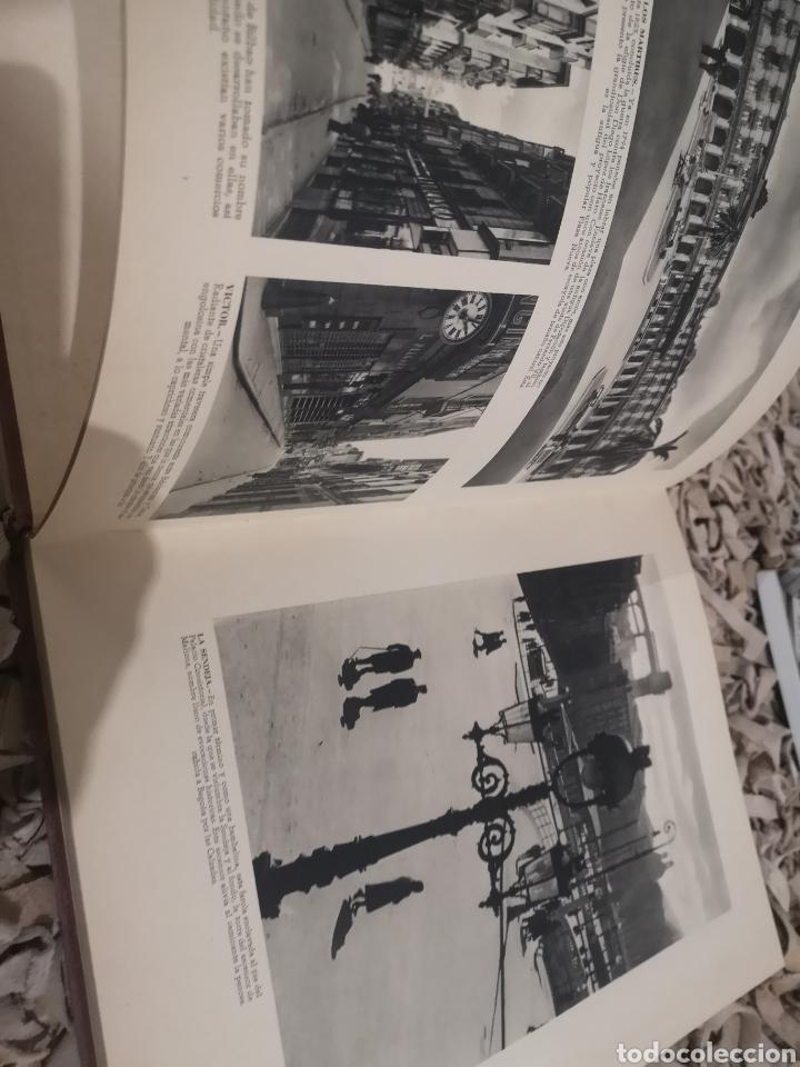 Libros de segunda mano: BILBAO. LUIS CALVO FERNÁNDEZ. EXCLUSIVAS TRIUNFO, BILBAO, 1954. HUECOGRABADO ARTE. - Foto 2 - 187514531