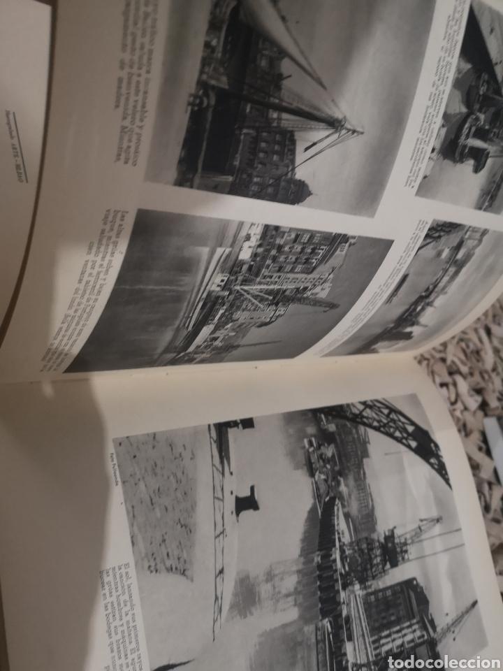 Libros de segunda mano: BILBAO. LUIS CALVO FERNÁNDEZ. EXCLUSIVAS TRIUNFO, BILBAO, 1954. HUECOGRABADO ARTE. - Foto 4 - 187514531