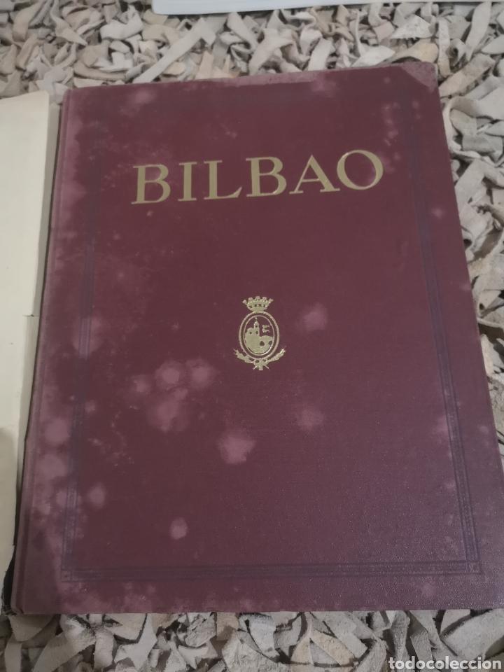 BILBAO. LUIS CALVO FERNÁNDEZ. EXCLUSIVAS TRIUNFO, BILBAO, 1954. HUECOGRABADO ARTE. (Libros de Segunda Mano - Historia - Otros)