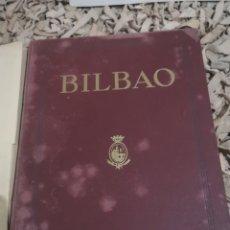 Libros de segunda mano: BILBAO. LUIS CALVO FERNÁNDEZ. EXCLUSIVAS TRIUNFO, BILBAO, 1954. HUECOGRABADO ARTE.. Lote 187514531