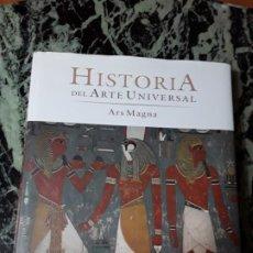 Libros de segunda mano: ARS MAGNA. EL ARTE DE LA PREHISTORIA Y DE LAS PRIMERAS CIVILIZACIONES. ANTIGUO EGIPTO, MESOPOTAMIA.. Lote 187527675