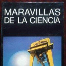 Libros de segunda mano: MARAVILLAS DE LA CIENCIA - EDICIONES GAISA 1970. Lote 187531530