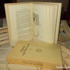 Libros de segunda mano: HOMENAJE A JOSÉ MARÍA LACARRA. 2 TOMOS. 1986 . MUDÉJARES EN NAVARRA,HISTORIA, ARQUITECTURA. Lote 188436577