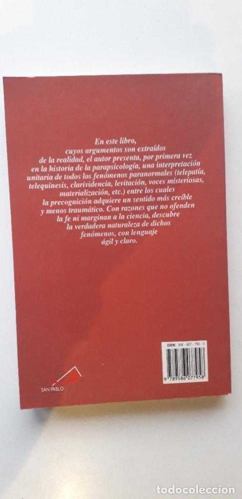 Libros de segunda mano: MANUAL DE PARAPSICOLOGIA - ARMANDO PAVESE - Foto 2 - 188440830