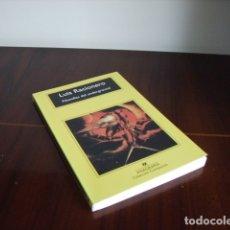 Libros de segunda mano: LUIS RACIONERO FILOSOFIAS DEL UNDERGROUND. Lote 188478462
