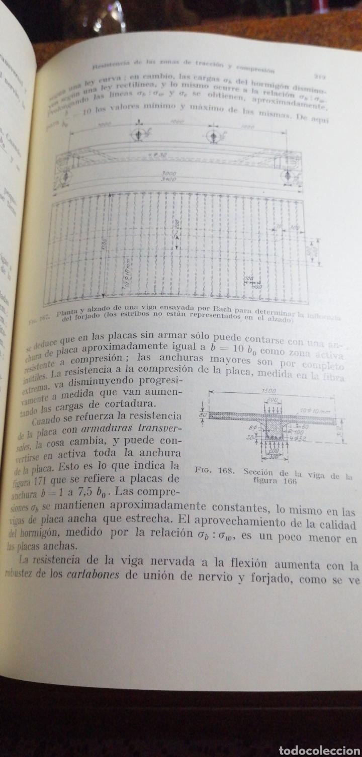Libros de segunda mano: ANTIGUO LIBRO DE 1940 EL HORMIGÓN ARMADO POR RUDOLF SALIGER - Foto 11 - 188494383