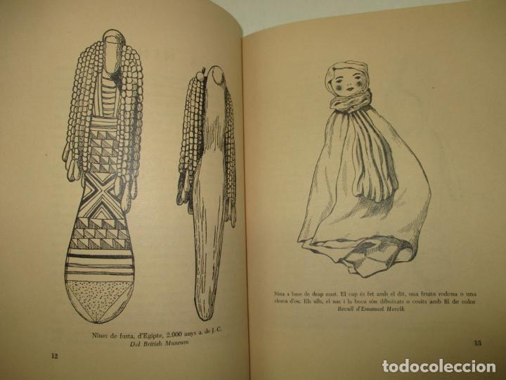 Libros de segunda mano: LA NINA. - AMADES, Joan. 1965. - Foto 3 - 123156432
