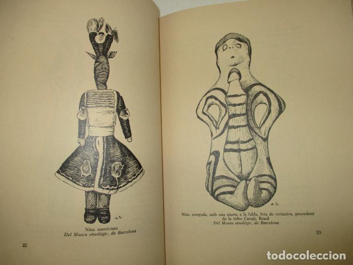 Libros de segunda mano: LA NINA. - AMADES, Joan. 1965. - Foto 4 - 123156432