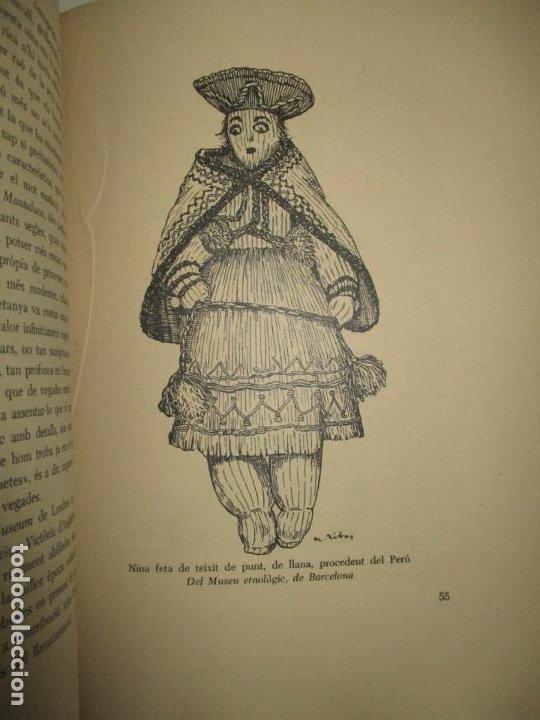 Libros de segunda mano: LA NINA. - AMADES, Joan. 1965. - Foto 5 - 123156432