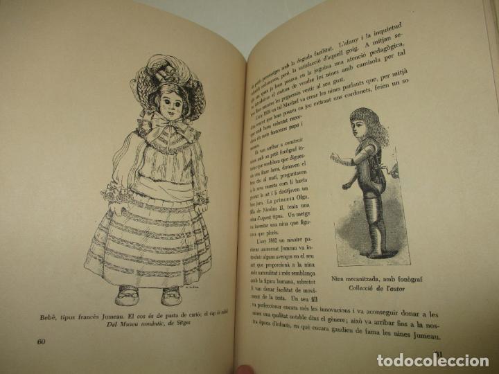 Libros de segunda mano: LA NINA. - AMADES, Joan. 1965. - Foto 6 - 123156432
