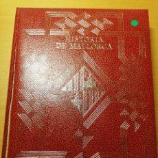 Libros de segunda mano: HISTORIA DE MALLORCA. TOMO IX (COORDINADA POR J. MASCARÓ PASARIUS). Lote 188564337