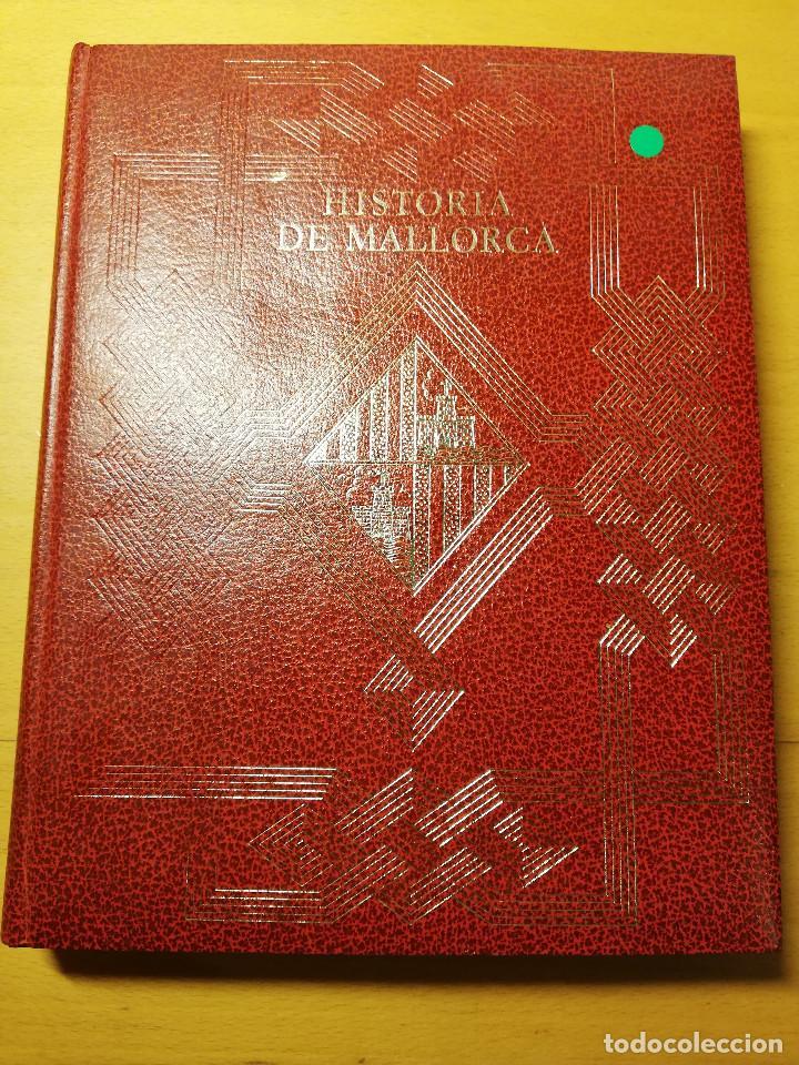 HISTORIA DE MALLORCA. TOMO X (COORDINADA POR J. MASCARÓ PASARIUS) (Libros de Segunda Mano - Historia - Otros)