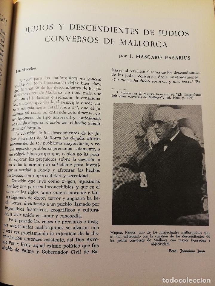 Libros de segunda mano: HISTORIA DE MALLORCA. TOMO X (COORDINADA POR J. MASCARÓ PASARIUS) - Foto 6 - 188564555