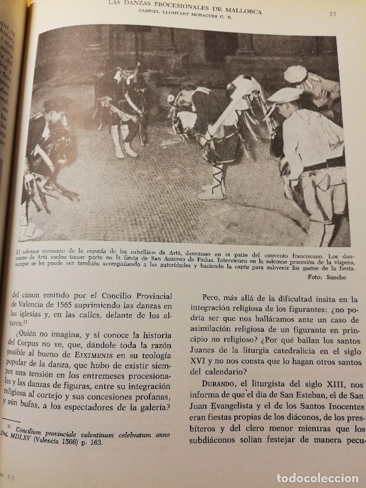 Libros de segunda mano: HISTORIA DE MALLORCA. TOMO X (COORDINADA POR J. MASCARÓ PASARIUS) - Foto 7 - 188564555