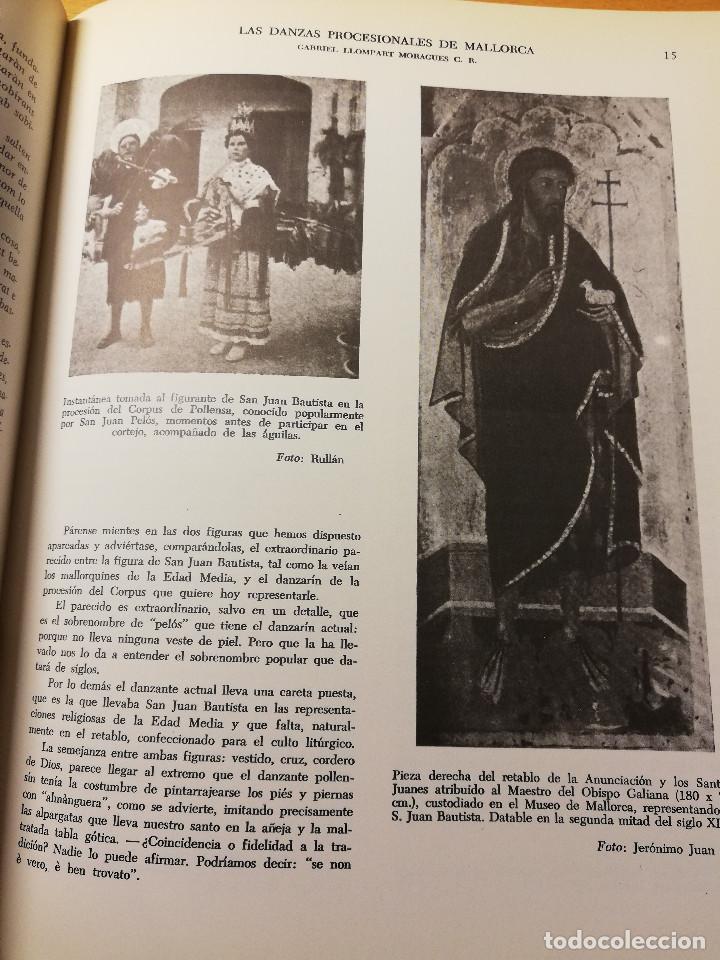 Libros de segunda mano: HISTORIA DE MALLORCA. TOMO X (COORDINADA POR J. MASCARÓ PASARIUS) - Foto 8 - 188564555