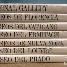 Libros de segunda mano: GRANDES MUSEOS DEL MUNDO (7 TOLOS. ED. OCÉANO. SIN ABRIR, CON PLÁSTICO PRECINTO.. Lote 168036740