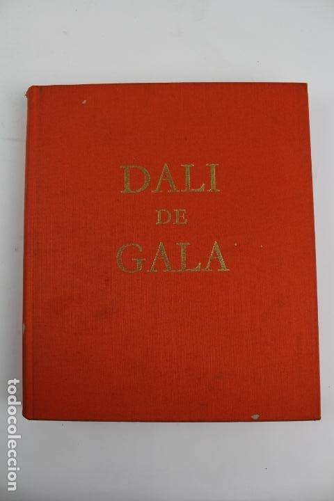 L-4067. DALI DE GALA ROBERT DESCHARNES.ED. DENOËL. LAUSSANE. 1962. (Libros de Segunda Mano - Bellas artes, ocio y coleccionismo - Otros)