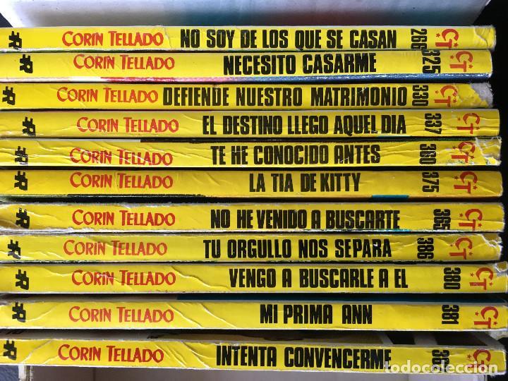 CORIN TELLADO, SERIE INEDITA, 1 EURO UNIDAD (Libros de Segunda Mano - Literatura Infantil y Juvenil - Otros)