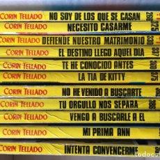 Libros de segunda mano: CORIN TELLADO, SERIE INEDITA, 1 EURO UNIDAD. Lote 188713077