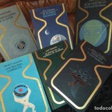 Libros de segunda mano: LOTE PLAZA & JANES MÉDIUMS , LOS RELOJES CÓSMICOS, MAQUINACIONES NOCHE,PLANETA INCÓGNITO, CHARTRES,. Lote 188727695