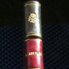 Libros de segunda mano: HISTORIA DE UNA CONSPIRACIÓN ROMÁNTICA. JOSÉ MARÍA DE AREILZA. IMPRENTA AGUIRRE 1950. Lote 188753681
