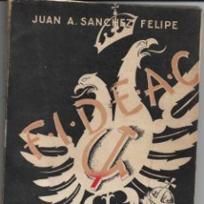 Libros de segunda mano: FRENTE A LA VERDAD DEL COMUNISMO. DE JUAN A. SÁNCHEZ FELIPE. Lote 188785540