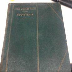 Libros de segunda mano: CORTE SISTEMA MARTI MODISTERIA. Lote 188808437