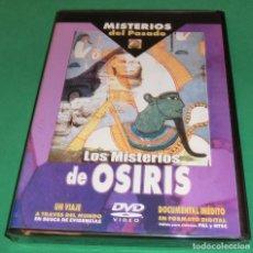 Libros de segunda mano: LOS MISTERIOS DE OSIRIS. PRECINTADO. Lote 189087198