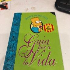 Libros de segunda mano: GUIA PER A LA VIDA. Lote 189106306