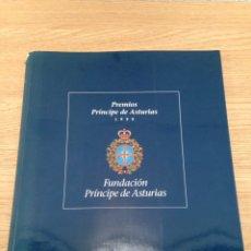 Libros de segunda mano: PREMIO PRÍNCIPE DE ASTURIAS FUNDACIÓN PRÍNCIPE DE ASTURIAS. Lote 189116206
