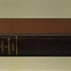 Libros de segunda mano: LA CRISIS DE LA CONCIENCIA EUROPEA(1680-1715). P. HAZARD. EDIC. PEGASO. MADRID. 1941.. Lote 189137511