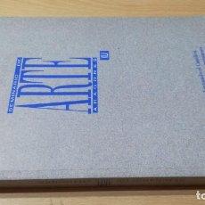 Libros de segunda mano: SEMINARIO DE ARTE ARAGONES XLV - INSTITUCION FERNANDO EL CATOLICO/ M102. Lote 189204213