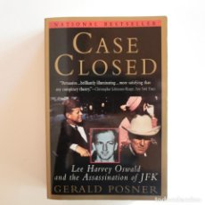 Libros de segunda mano: CASE CLOSED - JFK. Lote 189310193