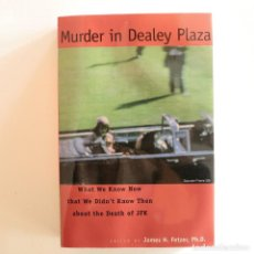 Libros de segunda mano: MURDER IN DEALEY PLAZA - JFK. Lote 189310356