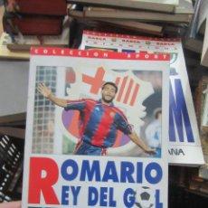 Libros de segunda mano: ROMARIO, REY DEL GOL. L.20594. Lote 189334571
