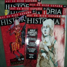 Libros de segunda mano: LA AVENTURA DE LA HISTORIA. Lote 189351862