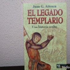 Libros de segunda mano: EL LEGADO TEMPLARIO, UNA HISTORIA OCULTA. Lote 189517683