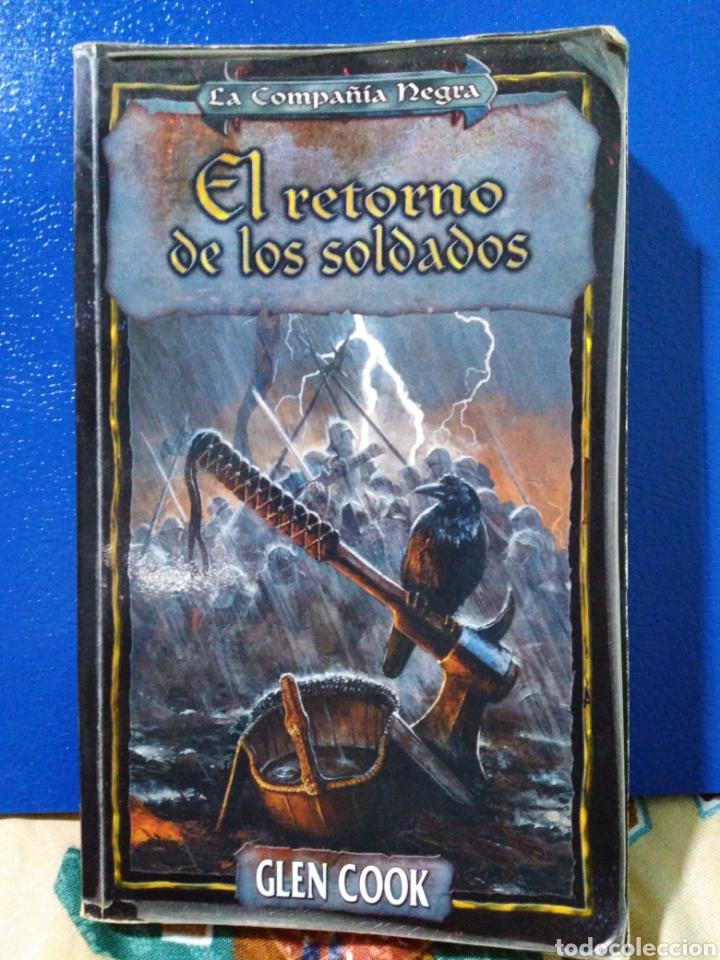 Libros de segunda mano: Lote libros de fantasía ( 6 en total ) - Foto 5 - 189521183