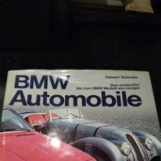 Libros de segunda mano: HISTORIA DE BMW .- HALWART SCHRADER 1978 .- ESCRITO EN ALEMAN. Lote 189540840